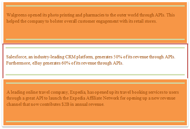 Facts that boast API