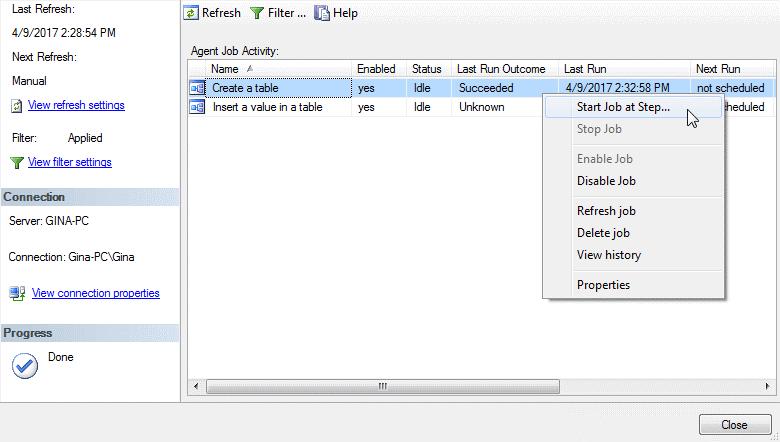 SQL server backup with RDS