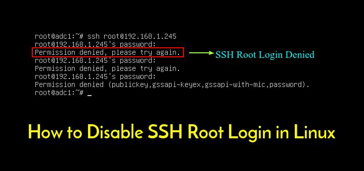 ssh root login