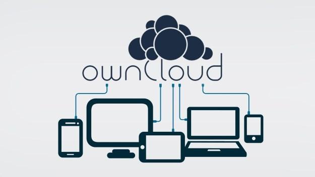 own cloud server