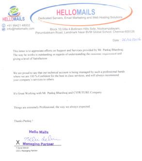 Hellomails